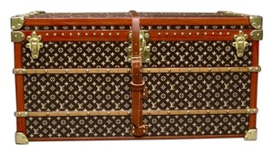 Louis Vuitton Louis Vuitton VIP Monogram Novelty Trunk Paper Weight Model