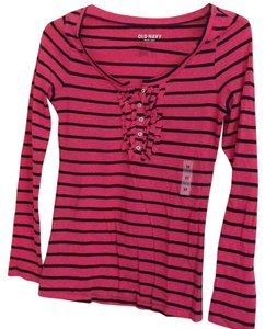 Old Navy T Shirt Pink