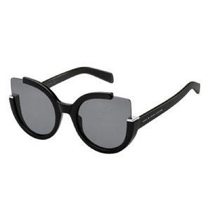 Marc by Marc Jacobs Semi-Rimless Cat-Eye Sunglasses