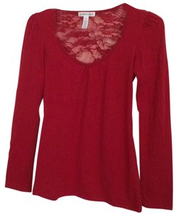 Ambiance Apparel T Shirt Red