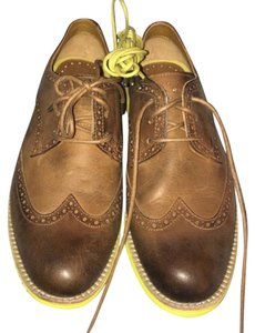 Cole Haan Brown Flats