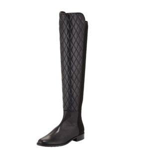 Stuart Weitzman New In Box 100% Autehnti BLACK Boots