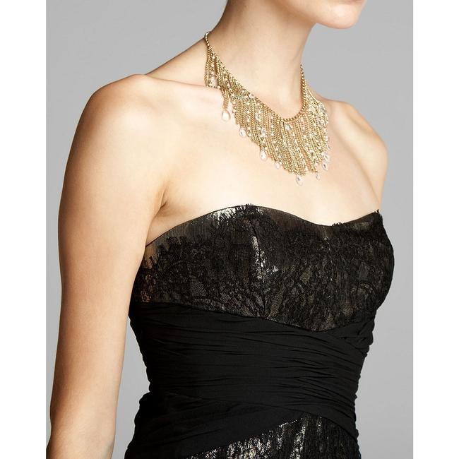 29d68a461aeb Badgley Mischka New with Tags Party Date Evening Above Knee Cocktail ...