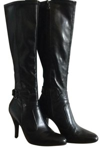 2285035fd55e Black Dana Buchman Boots   Booties - Up to 90% off at Tradesy