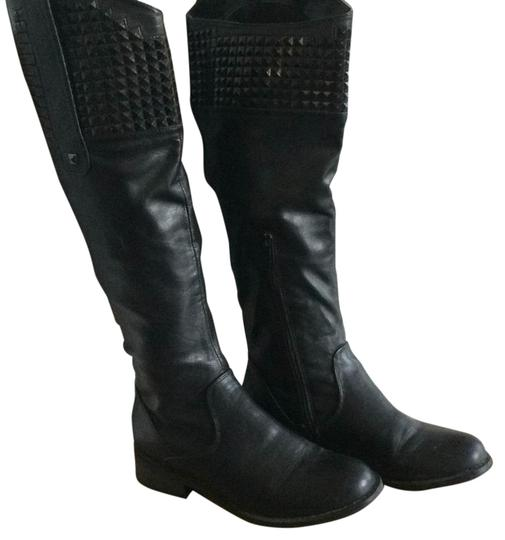 Preload https://img-static.tradesy.com/item/19646369/candie-s-black-knee-high-bootsbooties-size-us-6-regular-m-b-0-1-540-540.jpg