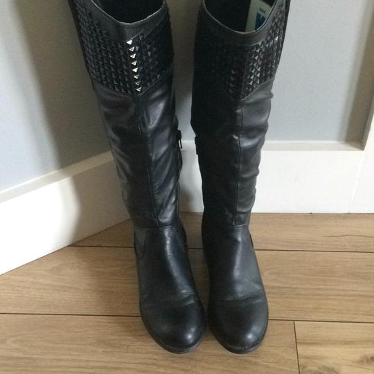 Candie's Black Boots