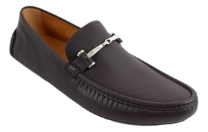 Gucci Loafer Moccasines Brown Flats