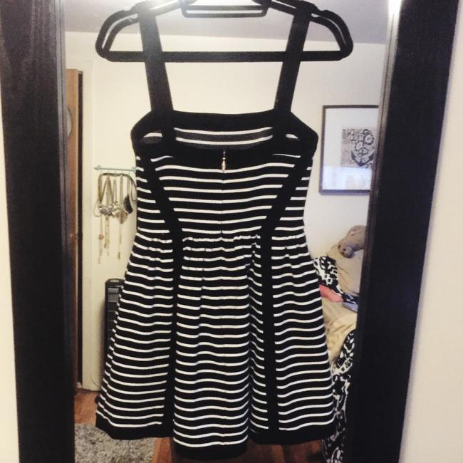 Juicy Couture short dress Black/white on Tradesy
