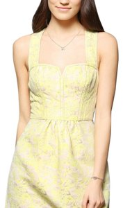 Urban Outfitters short dress Yellow on Tradesy