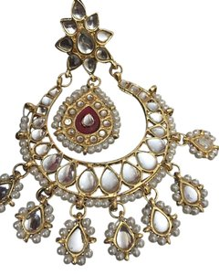 Bollywood Beautiful Chandelier Earrings