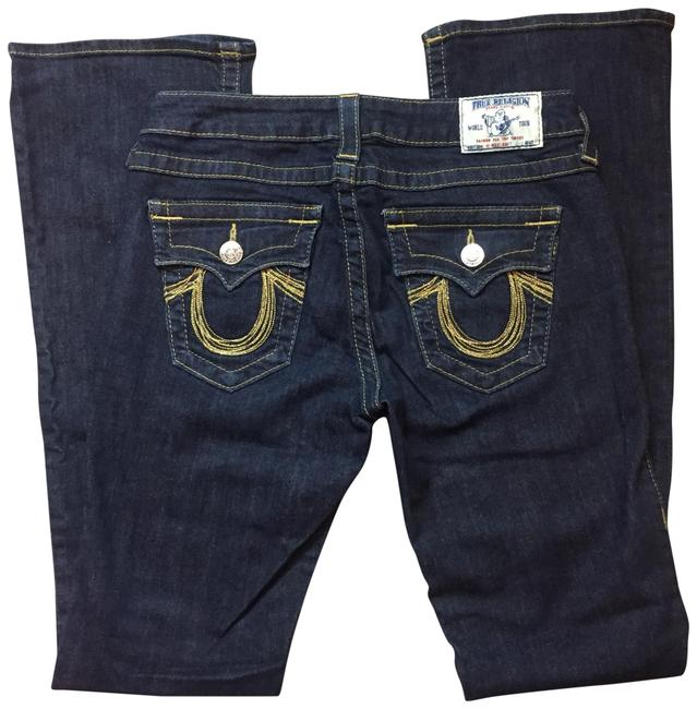 Preload https://item1.tradesy.com/images/true-religion-dark-flap-pocket-ball-and-chain-hi-rise-boot-cut-jeans-size-28-4-s-19646555-0-4.jpg?width=400&height=650