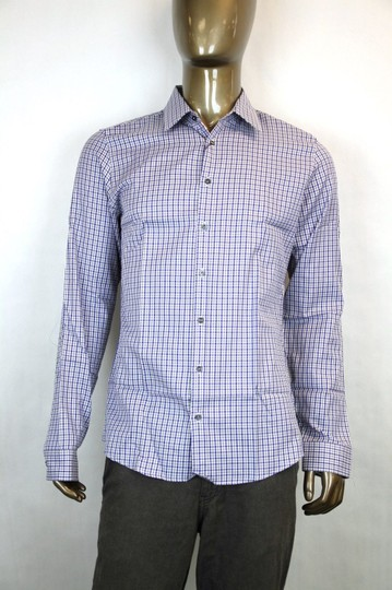 Preload https://item5.tradesy.com/images/gucci-multi-color-men-s-dress-slim-fit-blue-gray-check-155-307648-4640-shirt-19646579-0-0.jpg?width=440&height=440