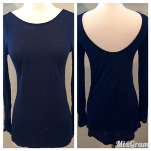 Zara T Shirt Blue