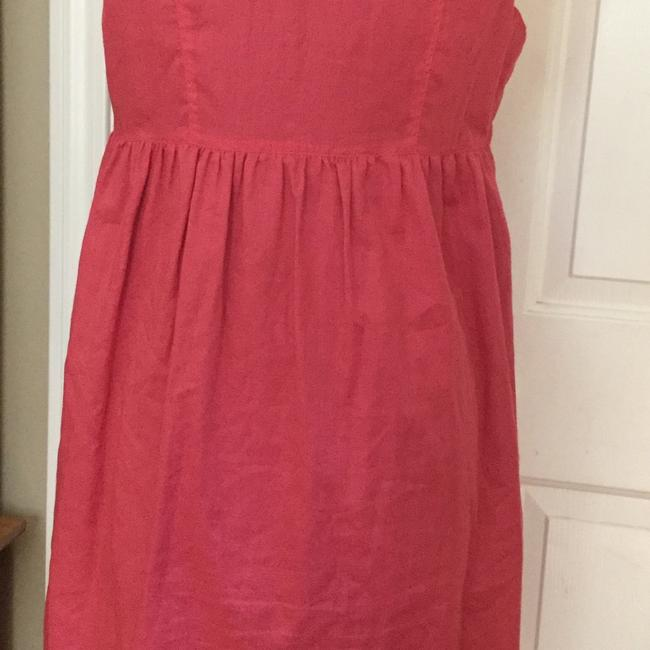 Burberry short dress Red/Rust on Tradesy