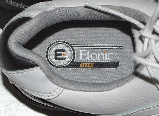 Etonic white / black Athletic