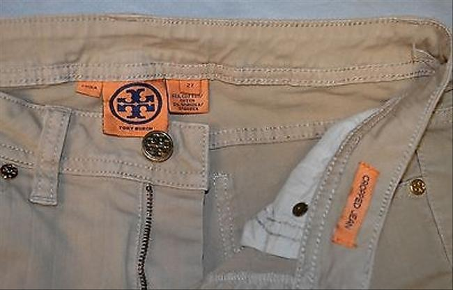 Tory Burch Capri/Cropped Denim