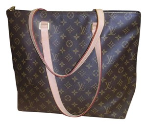 Louis Vuitton Mm Gm Pallas Tote