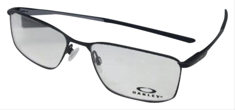 Oakley Socket 5.0 Ox3217-0155 55-17 138 Satin Black Frames New ...