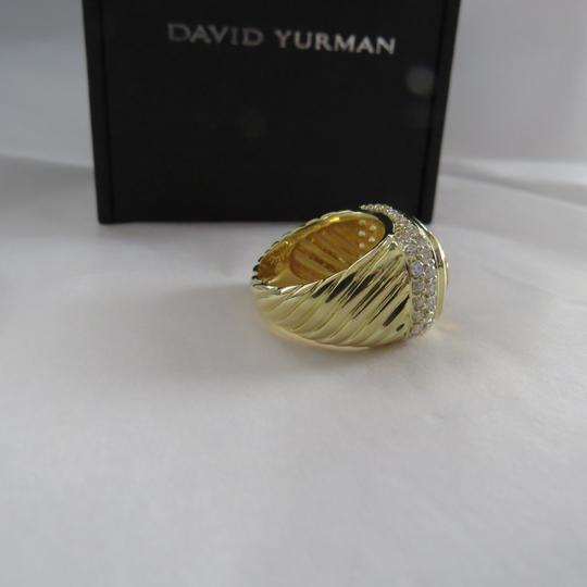David Yurman Refurbished by DY - 18K YG Modern Noblesse Citrine/Diamond - New Stone