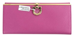 Salvatore Ferragamo Salvatore Ferragamo 4633 Icona Intercontinental Wallet