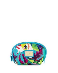 Love Moschino Blue Purple White Red Yellow Clutch