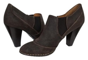 Söfft Dark Brown Suede Boots