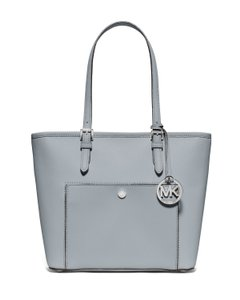 Michael Kors Large Light Tote in Dusty Blue