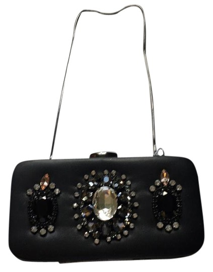Preload https://item2.tradesy.com/images/saks-fifth-avenue-ave-black-leather-clutch-19647541-0-3.jpg?width=440&height=440
