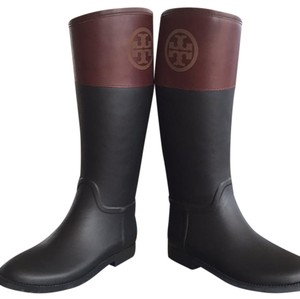 Tory Burch Black/brown Boots