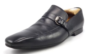 Gucci Men's Leather Strap Loafers