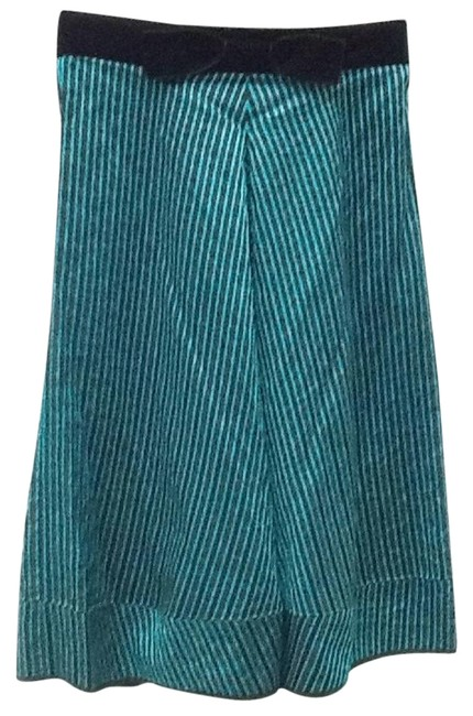 Preload https://item4.tradesy.com/images/marc-jacobs-black-and-teal-stripes-with-a-black-velvet-belt-and-bow-skirt-size-8-m-29-30-19647753-0-5.jpg?width=400&height=650