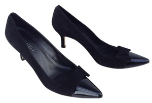 Vaneli 7.5 N Black Pumps