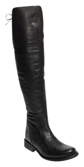 Preload https://item4.tradesy.com/images/steve-madden-black-omegaa-over-the-knee-leather-bootsbooties-size-us-65-regular-m-b-19648168-0-1.jpg?width=440&height=440