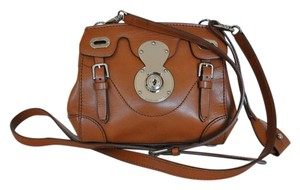 Ralph Lauren Collection Satchel in Light Brown