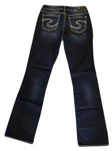 Silver Jeans Co. Boot Cut Jeans-Dark Rinse