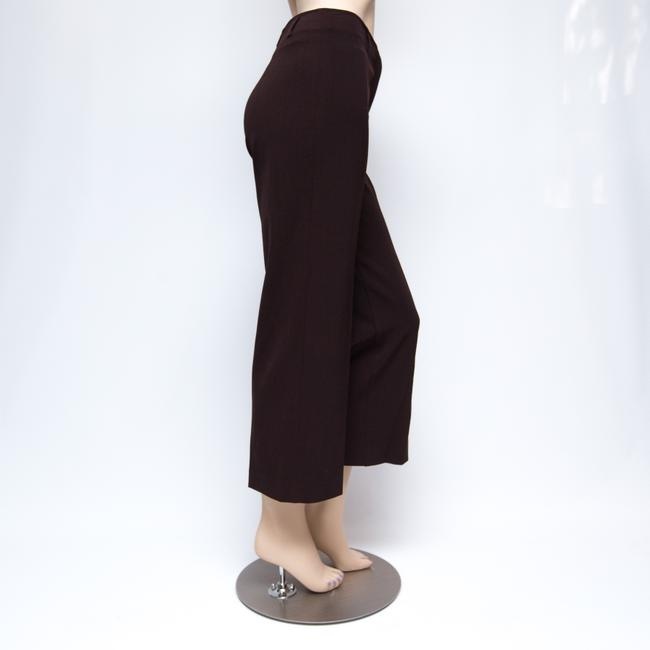 Jenne Maag Straight Cut Flat Front Pants