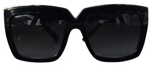 Valentino Wide frame sun glasses