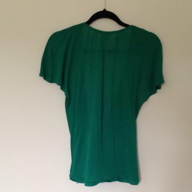 Bordeaux T Shirt Green