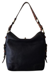 Coach Vintage Leather Hobo Bag