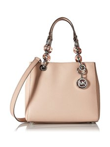 Michael Kors Cynthia Small Satchel in Ballet