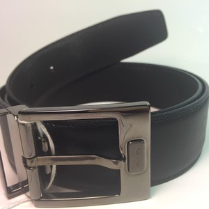 Salvatore Ferragamo Salvatore Ferragamo reversible adjustable belt auburn black size 32