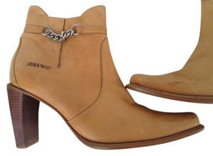 Durango Leather Tan Boots