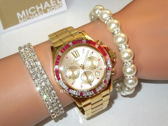 Michael Kors Michael Kors Everest Gold Ladies watch
