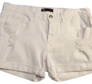 3X1 Mini/Short Shorts White