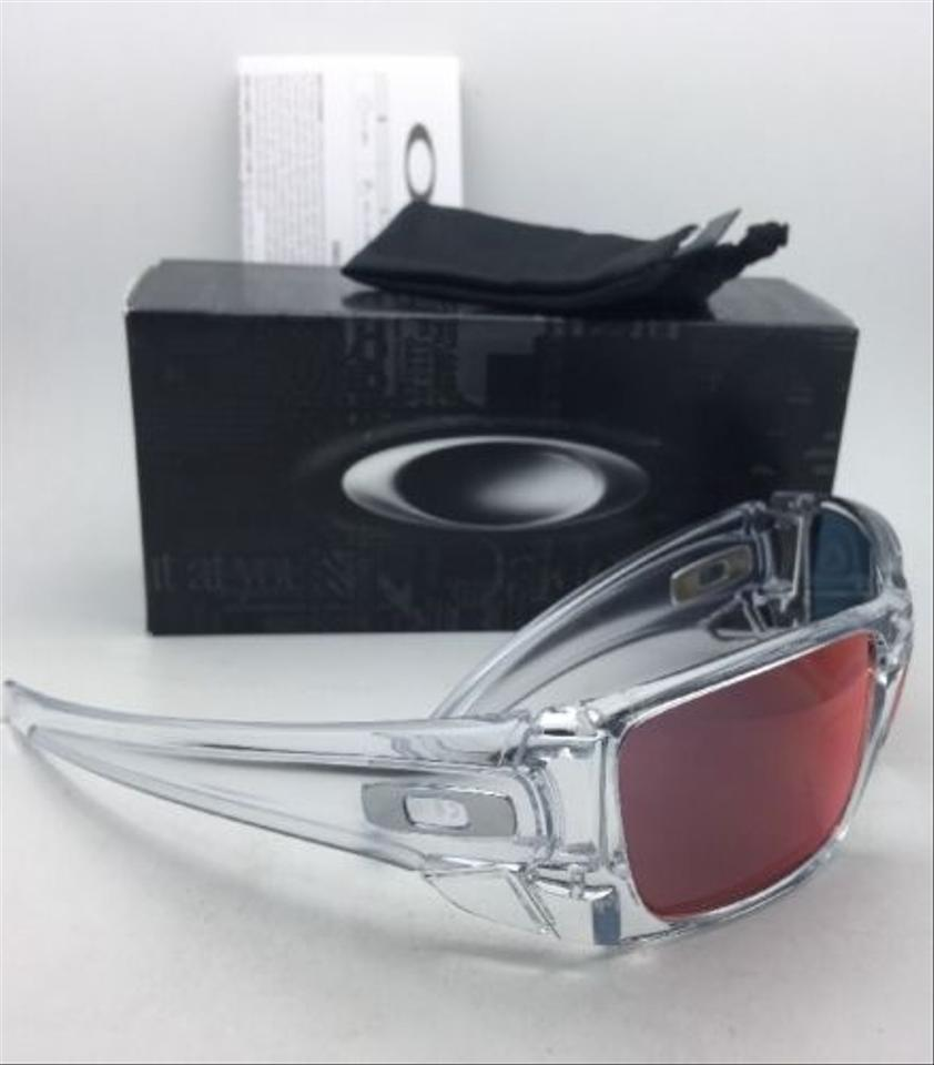 ca5ce0f38cd Oakley Sunglasses Fuel Cell Clear Violet Iridium « One More Soul