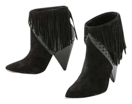 Preload https://img-static.tradesy.com/item/19648997/iro-black-xabea-fringe-bootsbooties-size-us-7-regular-m-b-0-1-540-540.jpg