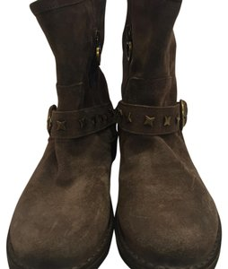 Fiorentini + Baker And Eli Star-studded Brown Light brown Boots