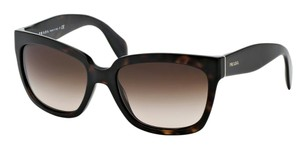 Prada Prada SPR07P Sunglasses PR07PS Havana 2AU6S1 Authentic