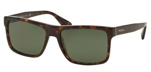 Prada Prada SPR01S Sunglasses PR01S Havana 2AU0B2 Authentic