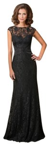 Jade Couture Mother Of The Bride Lace Classy Wedding Evening Dress